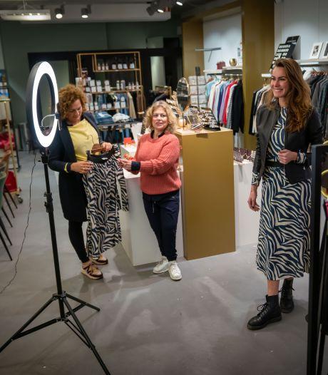 Windowshopping bij Bloggerfields damesmode in Huissen is gat in de markt. 'We moeten zelf onze broek ophouden'