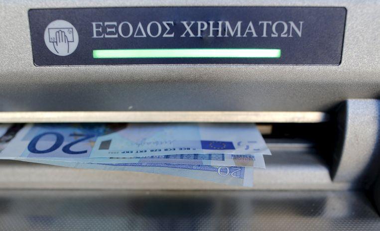 De Griekse overheid organiseerde een loterij om cashloze betalingen te stimuleren. Cash nodigt immers uit tot btw-ontduiking. Illustratiebeeld.