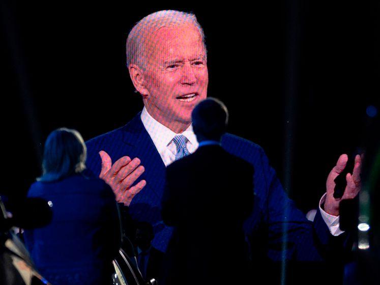 Joe Biden pique une colère lors d'une interview