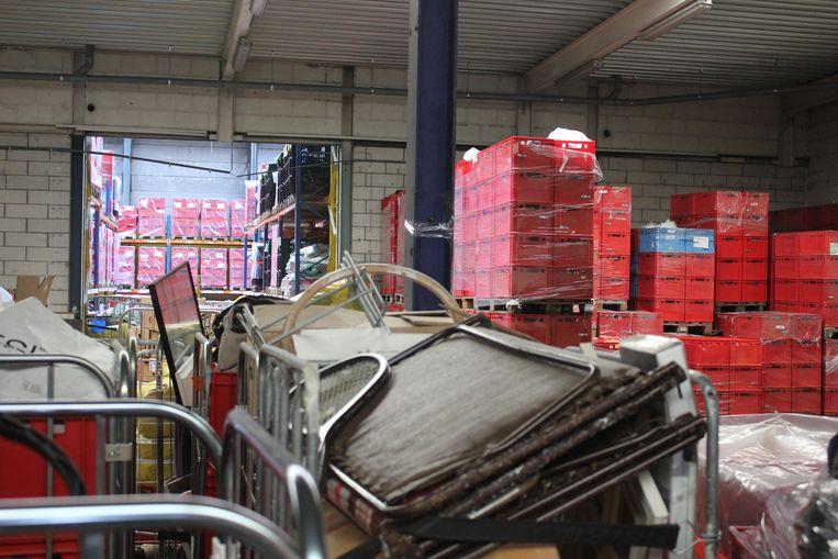 De Antwerpse Kringwinkels kampen met een stockageprobleem.