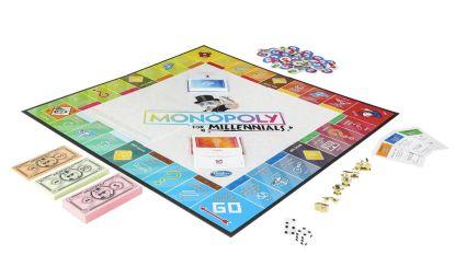 Er is nu ook Monopoly voor millennials en die valt niet bij iedereen in goede aarde