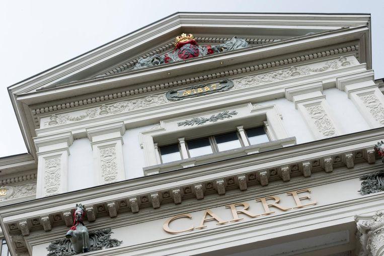 Koninklijk Theater Carré was een van de culturele instellingen met een ontheffing. Beeld ANP