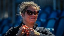 """Kim Clijsters ziet lichtpunten in spel Elise Mertens: """"Ben er voor haar als ze me nodig heeft"""""""