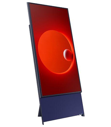 Samsung wil millenials bereiken met gigantisch (duur) verticaal scherm