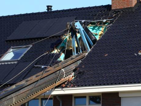 Heistelling valt op woning in Vlaardingen: 'kraanbestuurder heeft grotere ramp voorkomen'