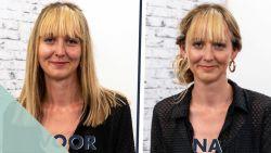 Make-over: Femke krijgt een asymmetrisch kapsel