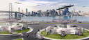Hyundai's toekomstbeeld: de PBV's rijden op de grond