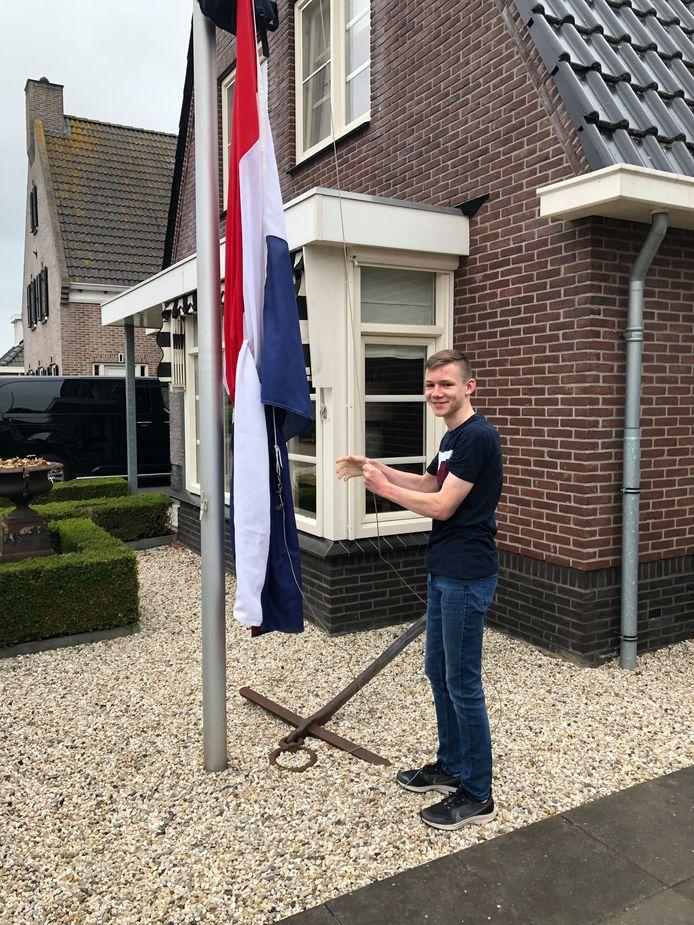 Yes! Wiland Timmerman (15) uit Grafhorst heeft zijn mavo-diploma in de pocket. Nu zijn tijd op het Pieterzandt er op zit, zet hij koers richting Zwolle. Op het Deltion College gaat hij de opleiding Juridisch Medewerker niveau 4 volgen.