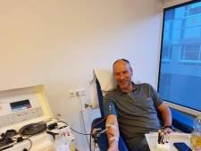 Ex-coronapatiënt uit Beneden-Leeuwen wil anderen genezen met zijn bloedplasma