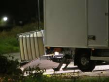 Vrachtwagen met duizenden liters xtc-afval aangetroffen in Oisterwijk