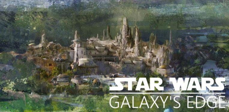 De plannen voor Disneyland Parijs.