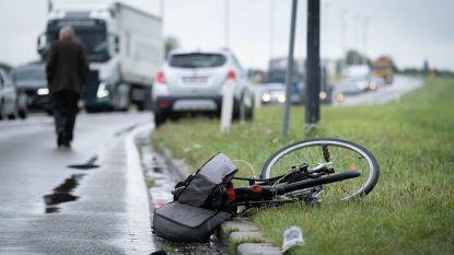 Fietser gewond na aanrijding op oversteekplaats