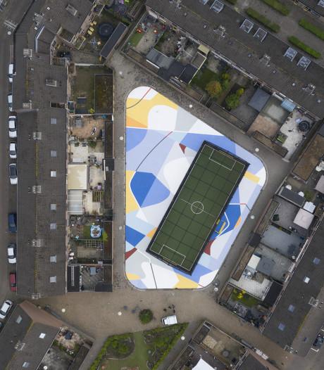 Blind Walls Gallery brengt kleurexplosie op Zwarte Plein in Breda