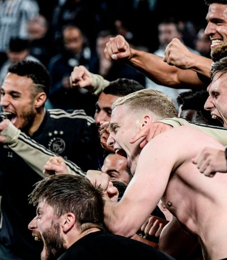 Van Sturm Graz tot de laatste vier: de ongelóóflijke Ajax-route