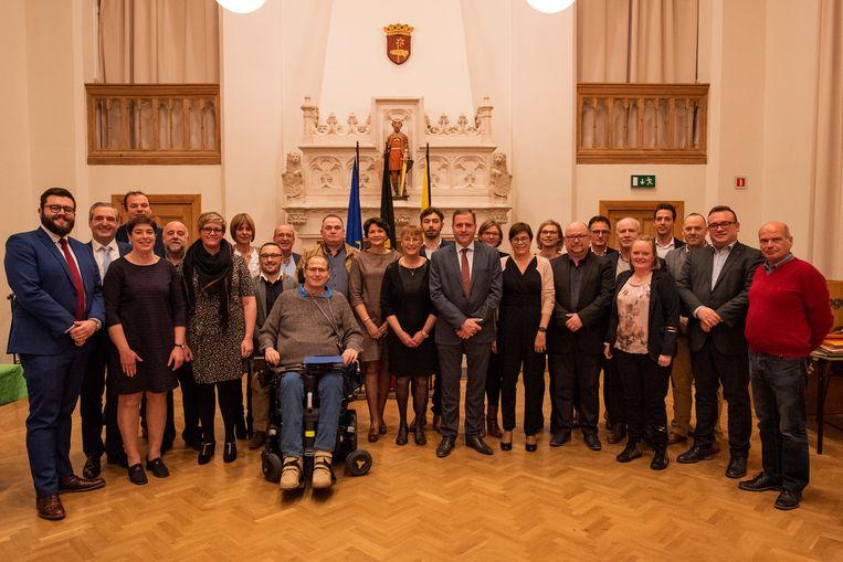 Poperinge - Installatievergadering gemeenteraad 2019