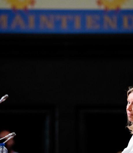 'Eerste Kamer gaat boekje niet te buiten met motie tegen Ollongren'