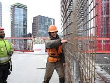 Om uit de coronacrisis te komen moet Rotterdam bouwen, bouwen en bouwen, zegt de politiek