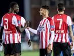 FC Volendam volgende tegenstander PSV in KNVB-beker