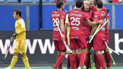 Red Lions vegen vloer aan met China: 6-0