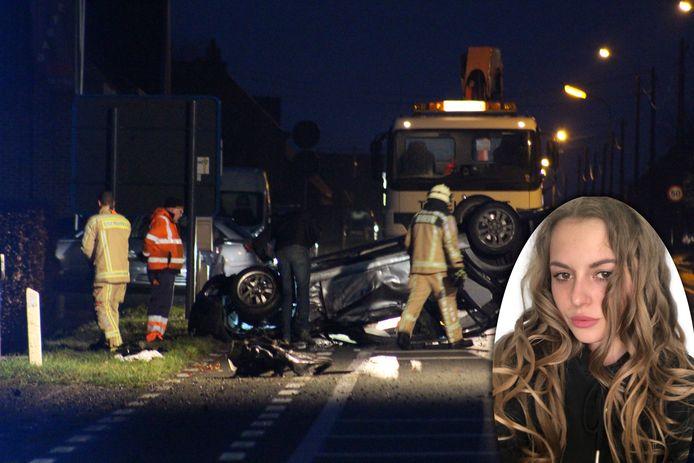 Emilie Stevens kwam vorig jaar om het leven in een tragisch ongeval.