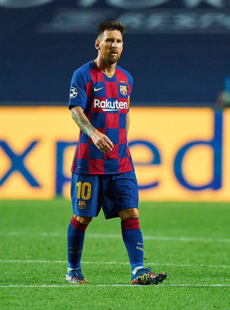 Lionel Messi. Beeld BSR Agency