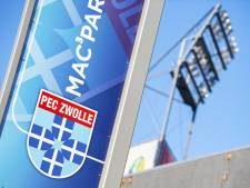 PEC Zwolle herdenkt clubtopscorer Koopman