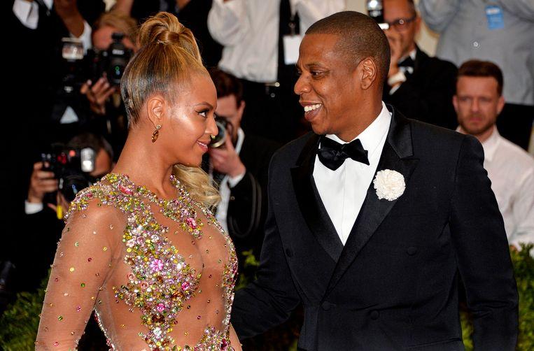 Beyoncé en Jay Z