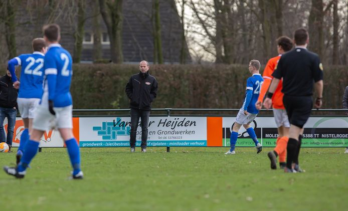 Trainer VOW Jordy van Boxtel
