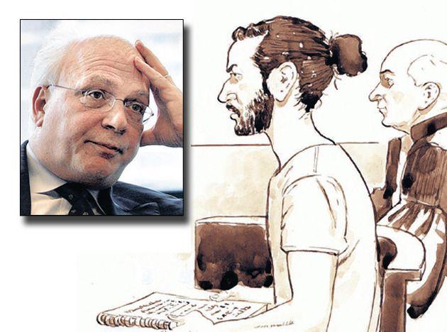 Oud-topman Harm Brouwer (inzet) deed aangifte van bedreiging door Bilal S. en kreeg persoonsbeveiliging.