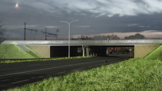 Bouw fietsbrug over Volhardingslaan start volgend jaar