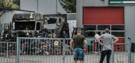 Trucker uit Twenterand die in zijn slaap zwaargewond raakte door brandstichting is uit coma