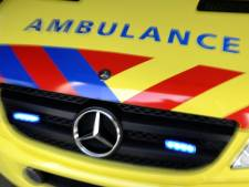 Persoon onwel in water Zegerplas Alphen