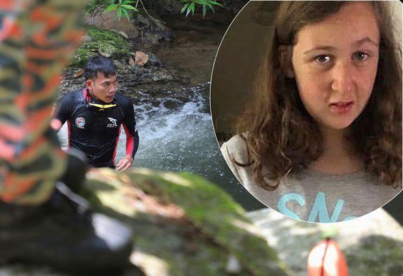 De 15-jarige Nora Quoirin verdween meer dan een week geleden tijdens een vakantie met haar ouders in Maleisië.