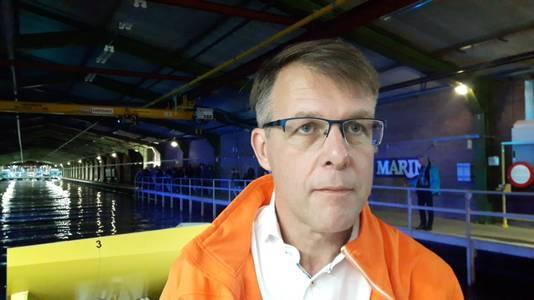Directeur Bas Buchner van MARIN.