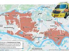 Ambulance voor Lingewaard en Overbetuwe komt voortaan uit Elst