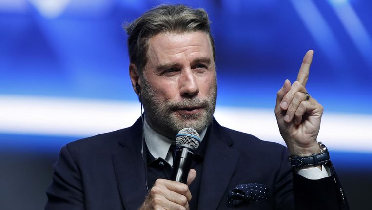 John Travolta Beeld ANP