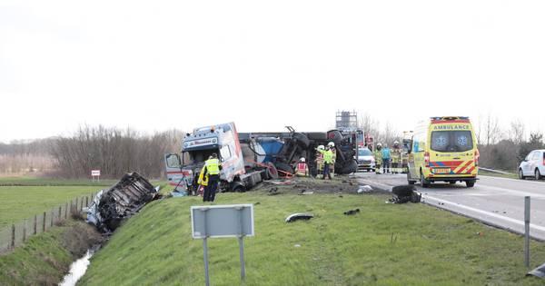 Na weer een heftig ongeluk laait discussie over gevaarlijke N36 opnieuw op.