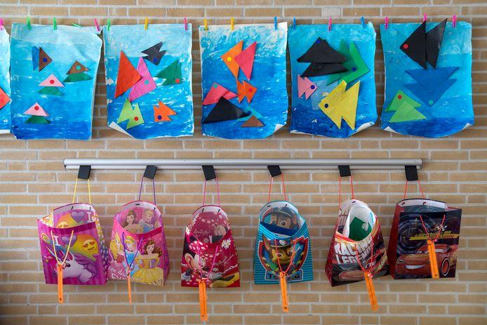 Zuiderbos in Vught is een school voor speciaal onderwijs voor kinderen van 4 tot 18 jaar.