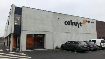 Poging tot inbraak in Colruyt Nossegem