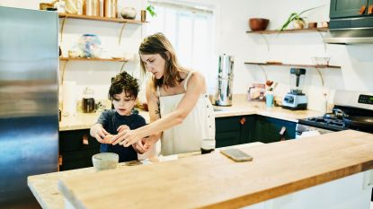 Waarom het goed is je kind te laten helpen in huis