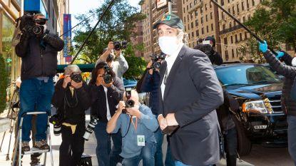 Ex-advocaat Trump teruggestuurd naar gevangenis