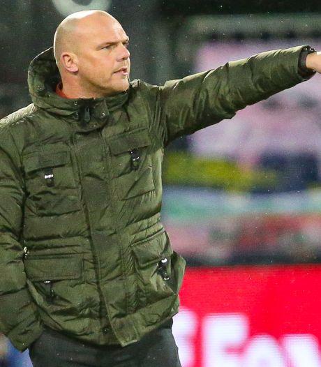 Heerenveen-trainer Jansen test positief op corona, ook twee spelers ontbreken