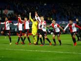 Feyenoord sluit af met welverdiende zege op Napoli