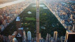 Dunste wolkenkrabber ter wereld staat in New York: kleinste flat kost maar liefst 15 miljoen dollar