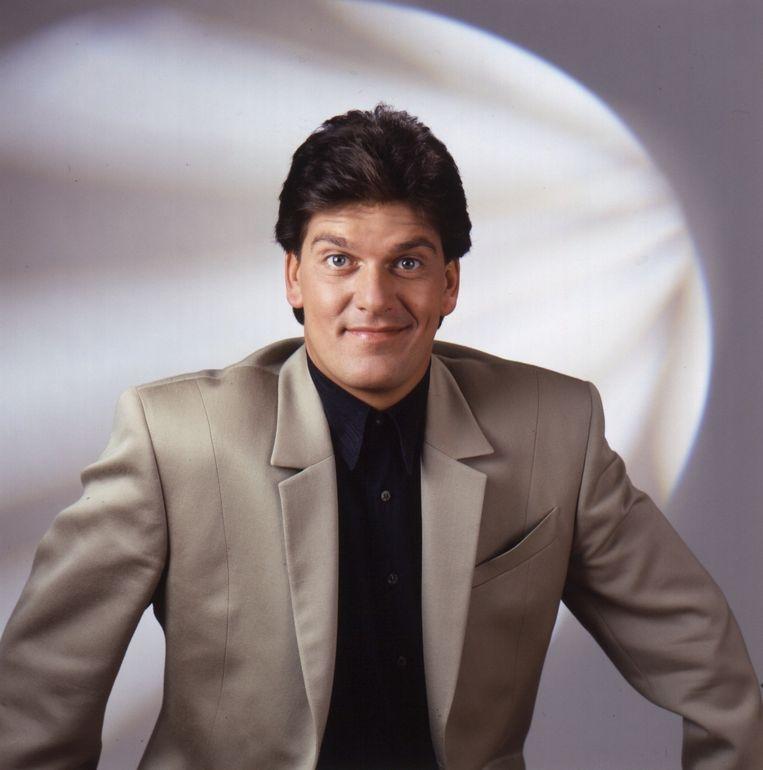 Voormalig tv-presentator Frank Masmeijer. Beeld ANP