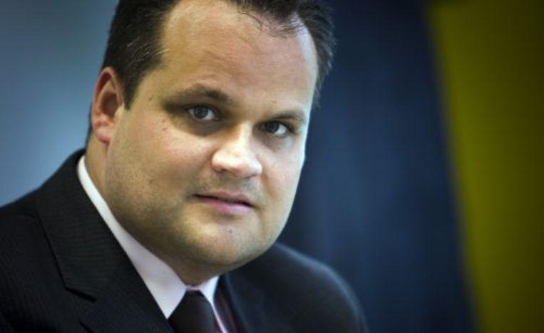 Minister van Financiën Jan Kees de Jager. ANP Beeld
