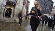 """Naomi wandelt vier uur lang met verborgen camera in Londen rond: """"Zo erg is het seksisme op straat"""""""
