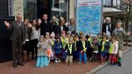Klas van Juf Ophelia wint kindertekenwedstrijd Carnaval