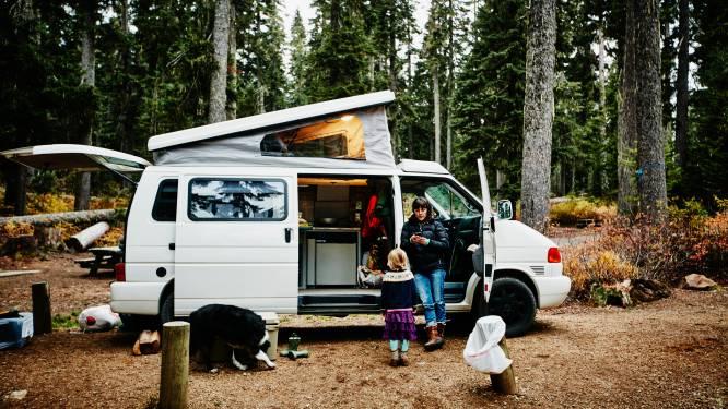 De pret van winterkamperen en de 5 mooiste plekken om  je motorhome te parkeren deze herfstvakantie