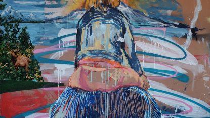 Beeldend kunstenaar Christophe Malfliet zet atelier open